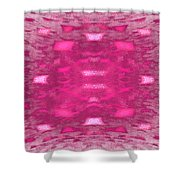 Fractal 095 Shower Curtain