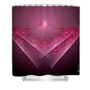 Fractal 113 Shower Curtain