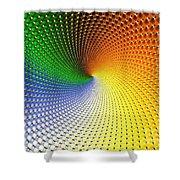 Fractal 2 Shower Curtain