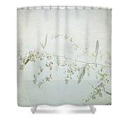 Fragile - British Columbia - Square Shower Curtain