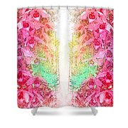 Fragrance Shower Curtain