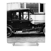 France Motorcar, C1910 Shower Curtain