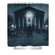 France Paris, C1920 Shower Curtain