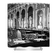 France Versailles, 1919 Shower Curtain