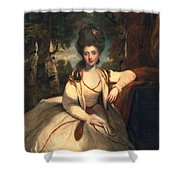 Frances Molesworth, Later Marchioness Shower Curtain