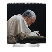 Francesco Shower Curtain