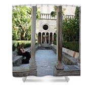 Franciscan Monastery Shower Curtain
