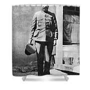 Francisco 'pancho' Villa (1877-1923) Shower Curtain