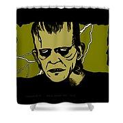 Frankenstein 31' Shower Curtain