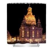 Frauenkirche Shower Curtain