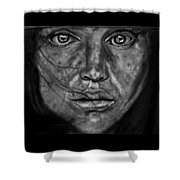 Freckles Shower Curtain