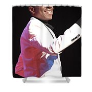 Freddie Jackson Shower Curtain