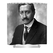 Frederick Albert Cook Shower Curtain