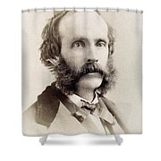 Frederick Edwin Church (1826-1900) Shower Curtain