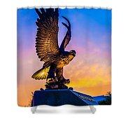Freedom Bird Shower Curtain
