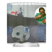 Freedom From Fear Shower Curtain