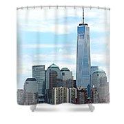 Freedom Rising Shower Curtain