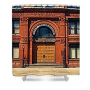 Freemasons Hall, Factors Walk Shower Curtain