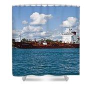 Freighter Shower Curtain