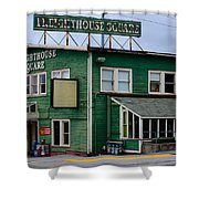Freighthouse Square Shower Curtain