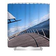 Fremantle Maritime Museum 10 Shower Curtain