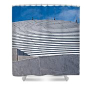 Fremantle Maritime Museum Roof 02 Shower Curtain