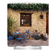 French Cottage Shower Curtain