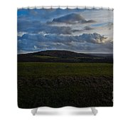 French Hills Shower Curtain