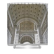 French History Shower Curtain