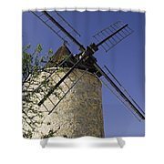 French Moulin Shower Curtain