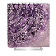 Frequency Increase Original Painting Sold Shower Curtain