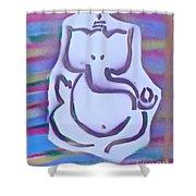 Fresh Ganesh 1 Shower Curtain