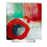 Fresh Paint #6 Shower Curtain