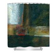 Fresh Paint #8 Shower Curtain