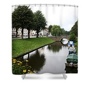 Friedrichstadt - Germany Shower Curtain