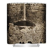 Friends At The Falls Shower Curtain