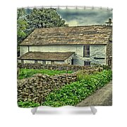 Friends Meeting House England Shower Curtain
