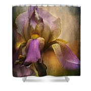 Frilled Beauty Shower Curtain