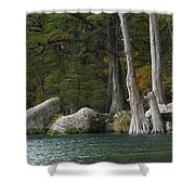 Frio River 2 Shower Curtain