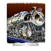 Frisco 1519 - Photopower 1463 Shower Curtain