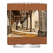 Frisco Depot Shower Curtain