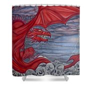 From Creation Shower Curtain