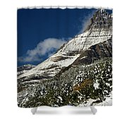 From Fall To Winter Shower Curtain