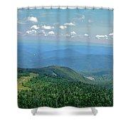 From Mt. Killington Shower Curtain