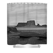 From Mystery Valley Shower Curtain