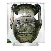 From Olden Times IIi Shower Curtain