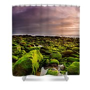From Rock To Rock Shower Curtain