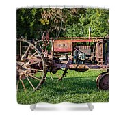 From The Farm Shower Curtain