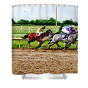 Front Runners 026mx Shower Curtain