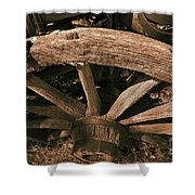 Frontier Travel Shower Curtain